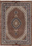 Fish Abdollahi Wool Persian Rug