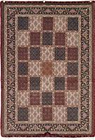 Fish Square design Wool Persian Rug
