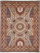 Gonbad Immamzadeh Wool Persian Rug