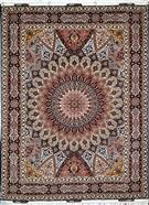 "Gonbad ""Dome"" Wool Persian Rug"