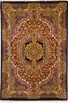 Grand master ahmadi Silk Persian Rug