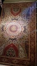 Royal Gonbad Imamzadeh 50 Raj Silk Persian Rug