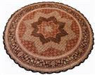 "Fish ""Maralan"" Wool Persian Rug"