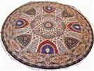 "Gonbad ""Dome"" Silk Persian Rug"