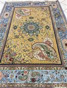 Grand Masterpiece by Ibrahimpour Pair Silk Persian Rug