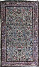 Antique Lavar Kerman Oversize Wool Persian Rug