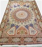 Royal Gonbad 7x10 Persian rug Wool Persian Rug