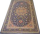 Qom Silk by master Bani Silk Persian Rug
