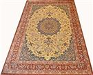 Grand master Qom Silk  Silk Persian Rug
