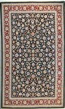 Rare Mashhad 7x10 60 Raj Silk Base Allover deisgn  Silk Persian Rug
