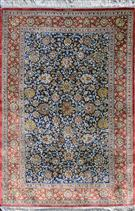 Qom Silk by Valizadeh Silk Persian Rug