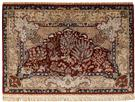 Rare Design Turkish Silk Silk Persian Rug
