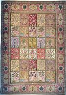 Four Season 50 Raj Wool Persian Rug