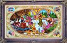 Khosrow va shirin feast Wool Persian Tableau Rug (Pictorial Carpet)