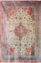 Qom Silk Persian Rug