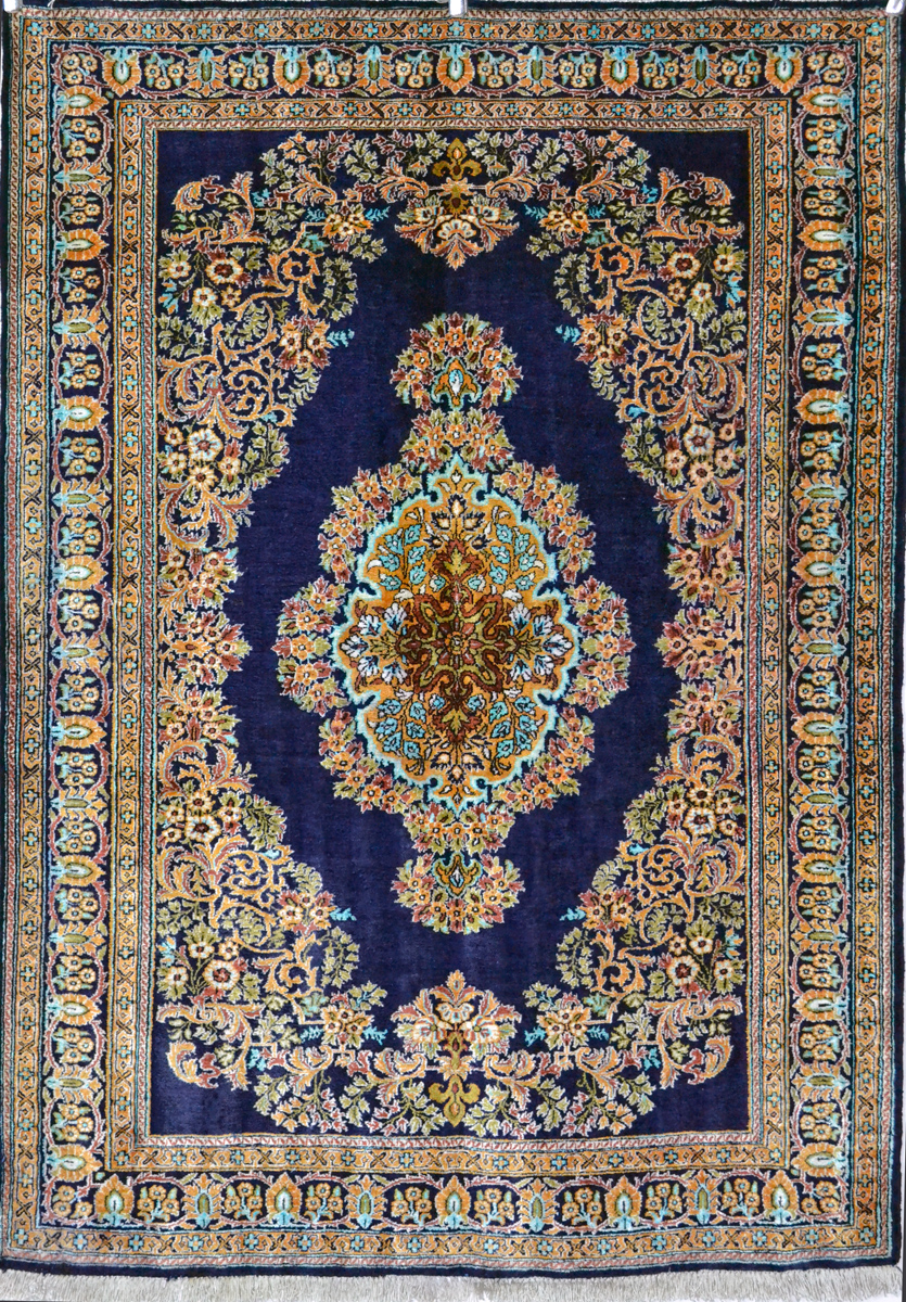 Qum Persian Carpet Silk Persian Rug Item 2025
