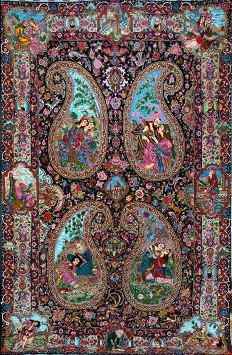 Persian Carpet Tabriz Review