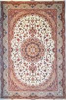 Shiva Silk Persian Rug
