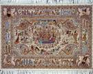Great Persia Silk Persian Rug