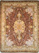 Shirfar Silk Persian Rug