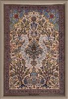 Goldani Silk Persian Rug