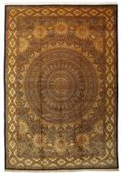 Qum Jamshidi Royalty  Silk Persian Rug