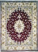 Beheshti  Silk Persian Rug