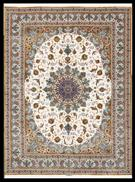 Isfahan Private Collection of Mehdiei Silk Persian Rug