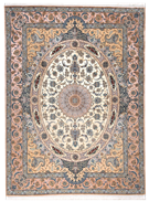 Mohaghegh Silk Persian Rug