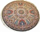 Royal Gonbad Fine Silk Persian Rug
