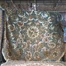 Four Season Oversize Rug Silk Persian Rug