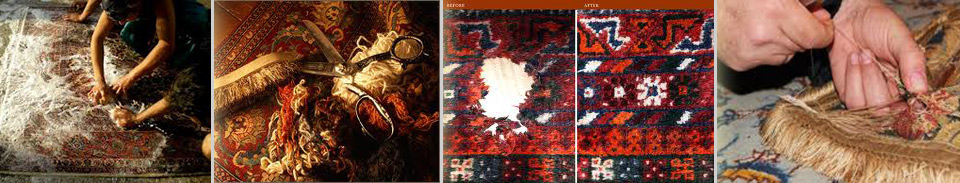 Treasure Gallery Services Rug Cleaning And Repair