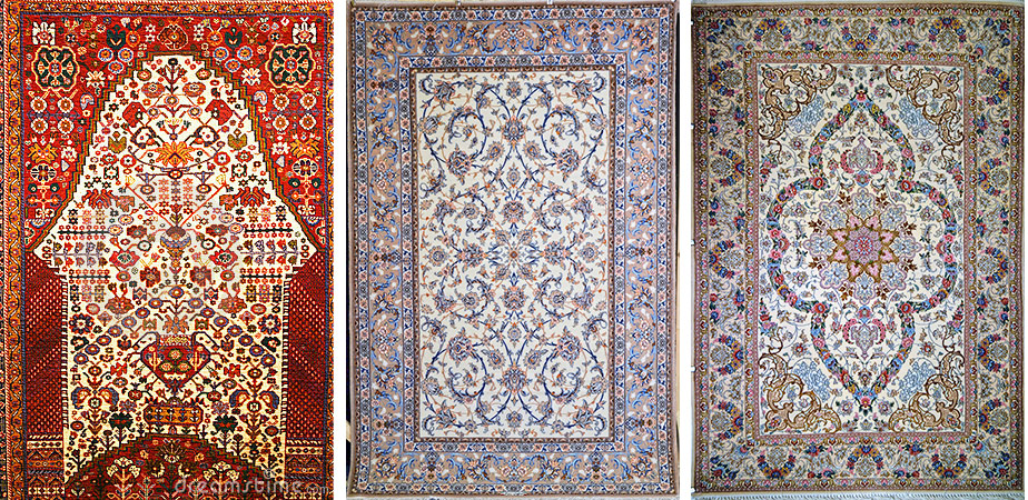 Lovely Persian Rug Design